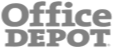 Office-depot-logo-gray